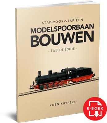 Stap voor stap een modelspoorbaan bouwen 2016 for Koivijver bouwen stap voor stap